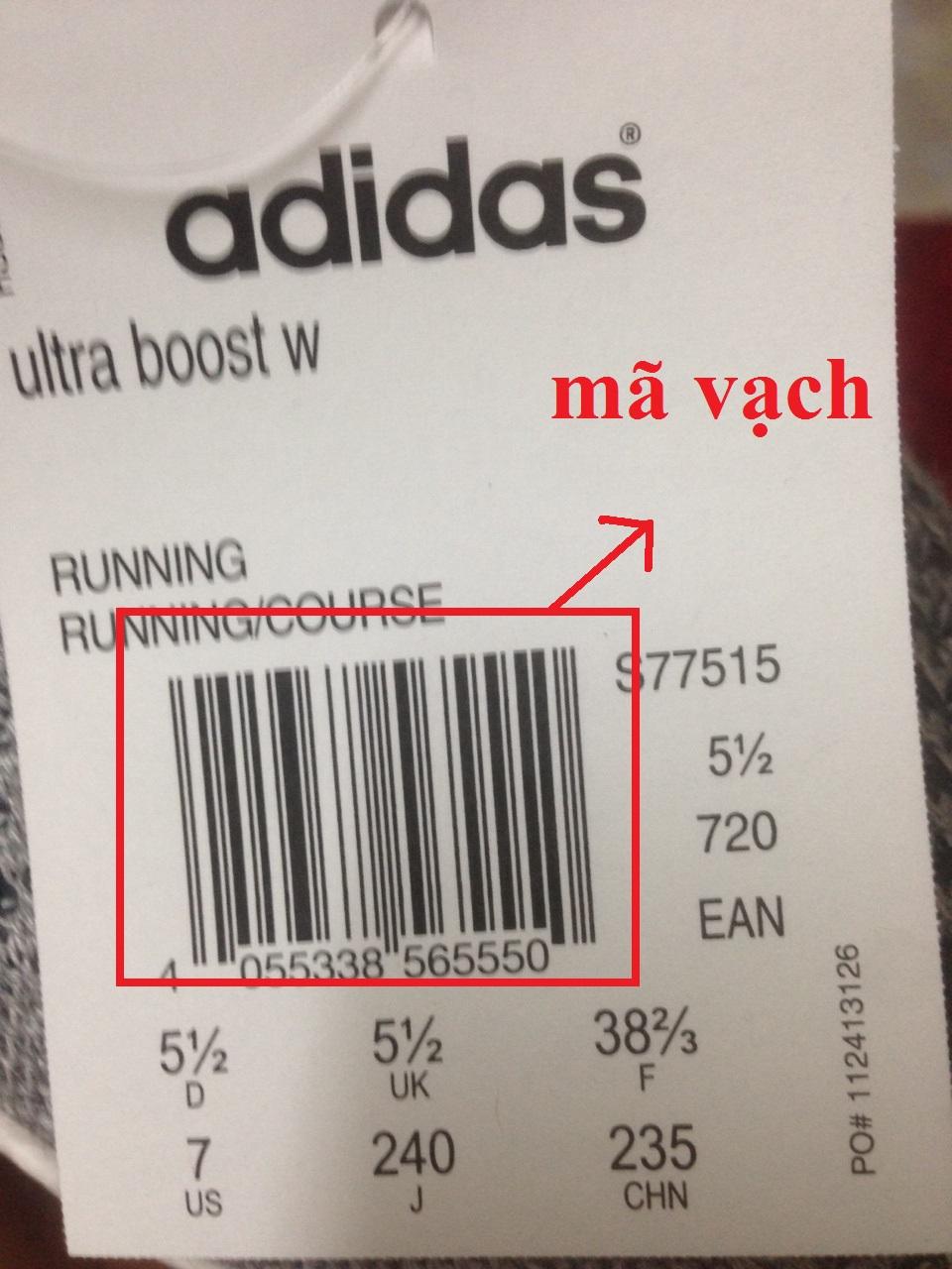 Chia Sẻ Cach Phan Biệt Giầy Adidas Fake Va Real Fanboy Tag