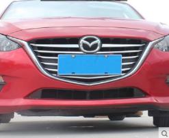 Nẹp mặt calang Mazda 3 axela 11 thanh ( Order )