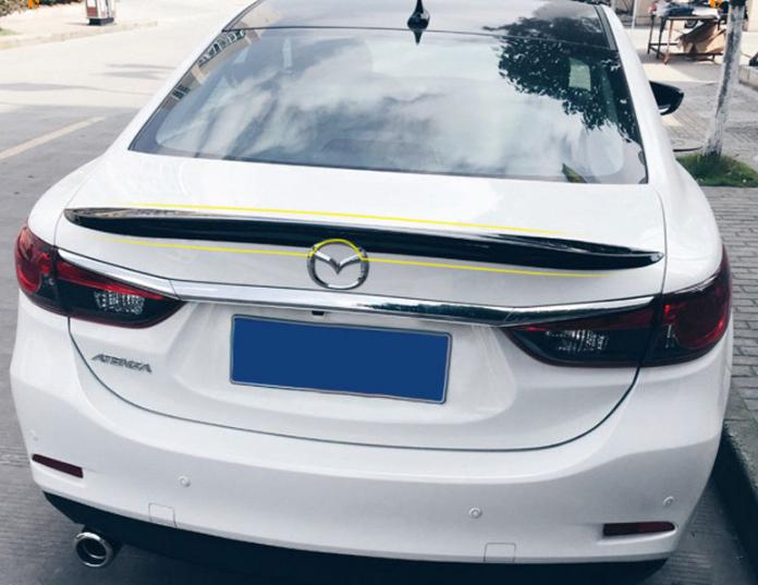 Đuôi gió oto Mazda Axela  đời xe 11-17