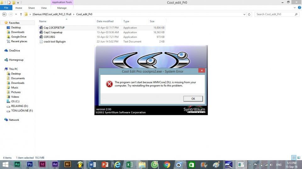 wmvcore2 dll windows 7 cool edit