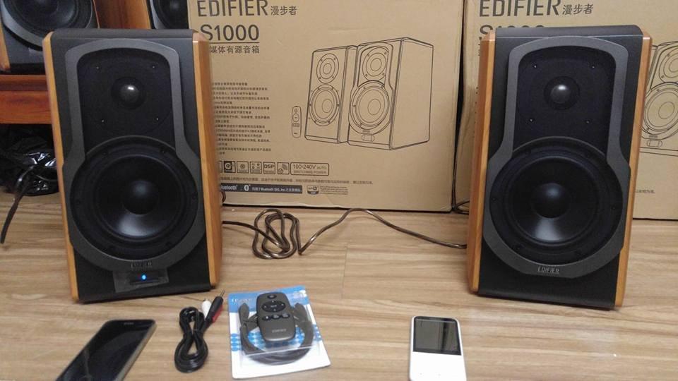 Loa Edifier S1000DB// Harman Studio 3// loa kéo Temeisheng. - 6