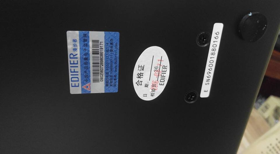 Loa Edifier S1000DB// Harman Studio 3// loa kéo Temeisheng. - 7