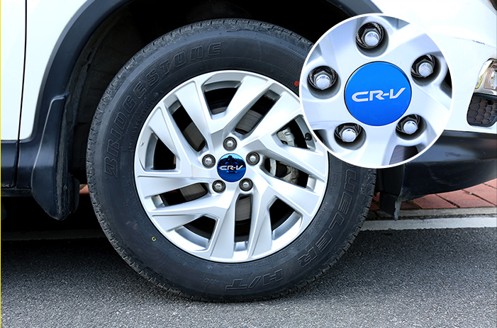 Độ ốp lazang Honda CRV 12-17