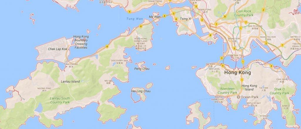 Hong Kong - Sự hòa hợp của Đông và Tây