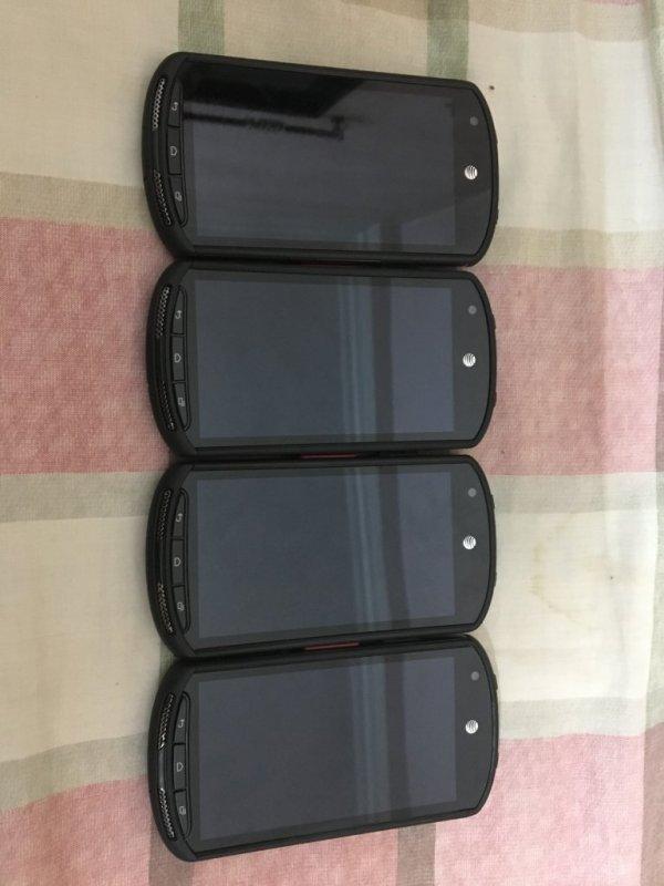 Bán điện thoại Kyocera E6560C siêu bền