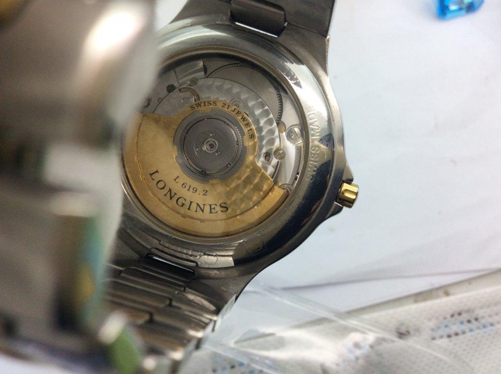 Đồng hồ Longines chính hãng Thụy Sĩ