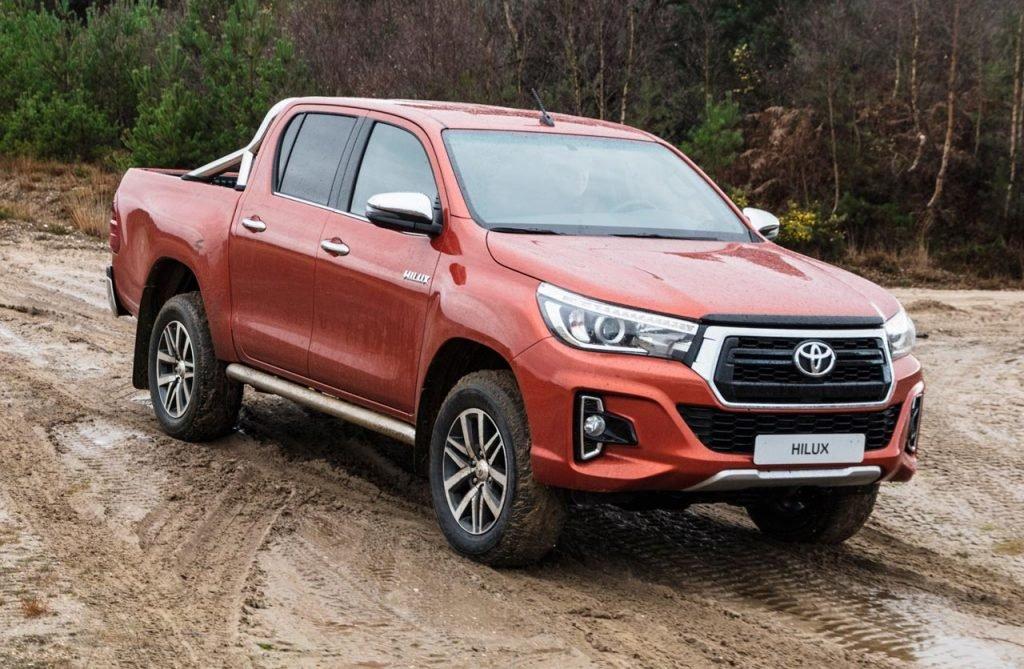 Kết quả hình ảnh cho Toyota Hilux 2.8 G 4x4 AT MLM 2018