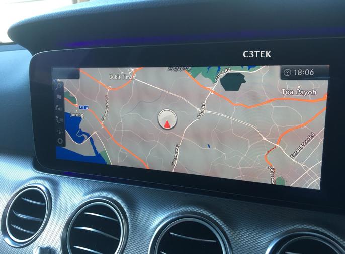 Thảo luận - Cài đặt MAP cho xe C-Class Facelift 2019 & E-Class W213