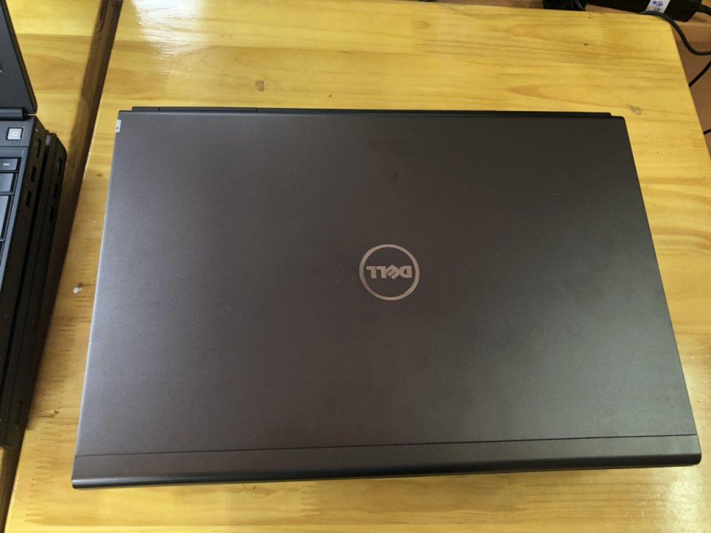 Laptop Đồ Họa Dell M4800 Core i7 màn 15.6  Full HD máy đẹp như mới có hình