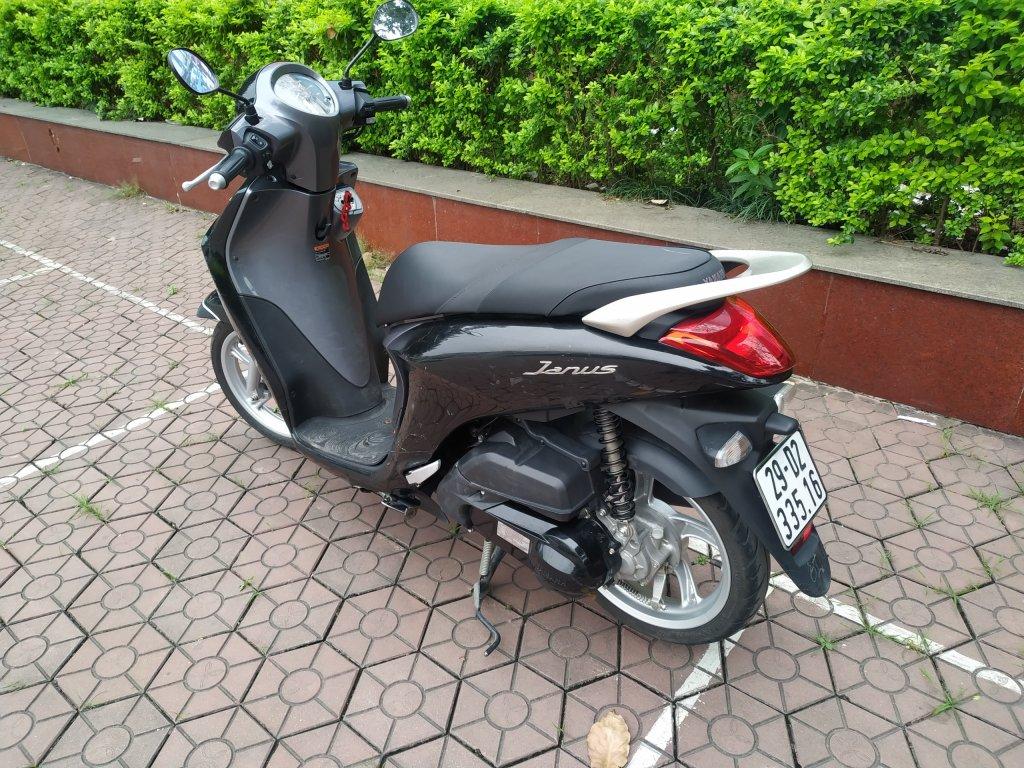 47. Yamaha Janus 2019. 5000km. 29D2- 33516, giá 23,8 triệu (3).jpg