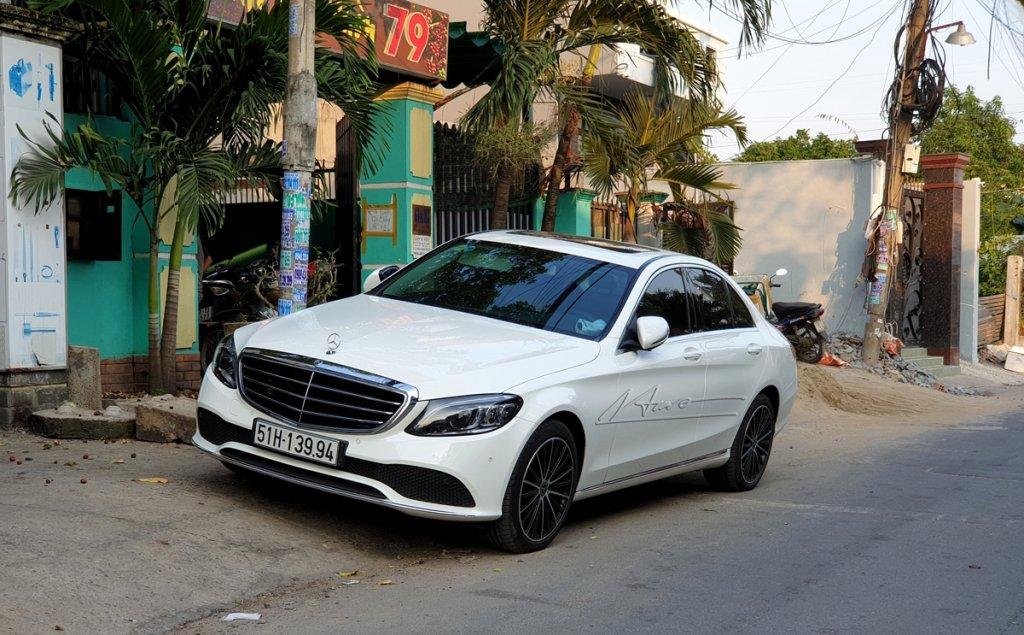 TVH's pic - Mercedes C300 - 141219 (2).jpg