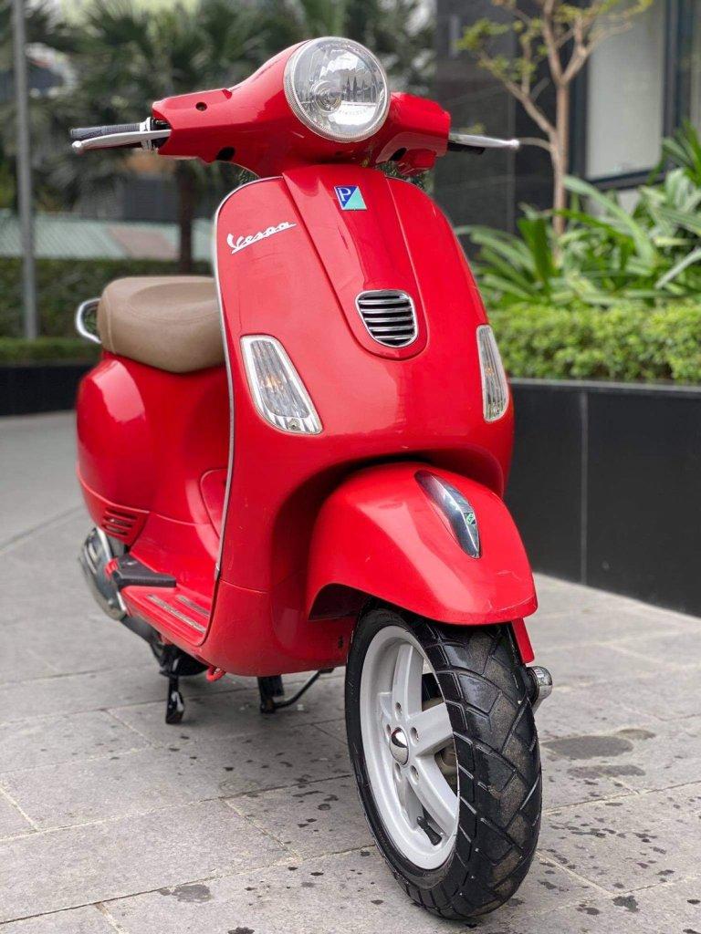 Piaggio Vespa LX 3vie đỏ 2015 - 95244 - giá 26,8 triệu   (4).jpg