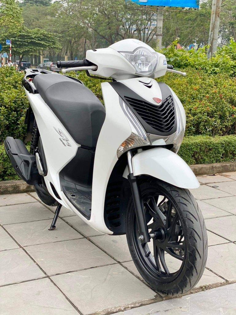 Honda SH trắng 2016, giá 68.5  triệu - 57820  (3).jpg