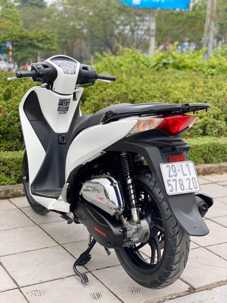 Honda SH trắng 2016, giá 68.5  triệu - 57820  (5).jpg