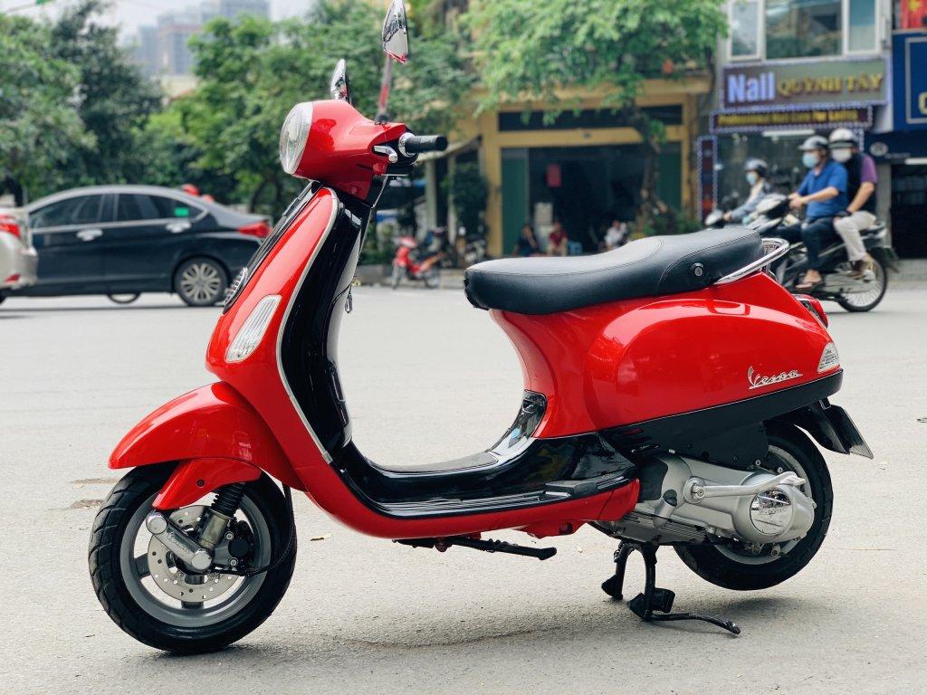Vespa Lx 125 vn mầu đỏ 2011 giá 17.5 triệu  - 5725  (2).jpg