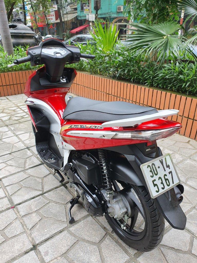 Airblade 110Fi màu đỏ bạc đen 2009 giá 19.8 triệu - 5367  (7).jpg